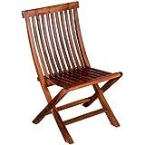 SANTOSHA DECOR Sheesham Wood Pre-Assemble Comfortable Folding Chair (Brown)