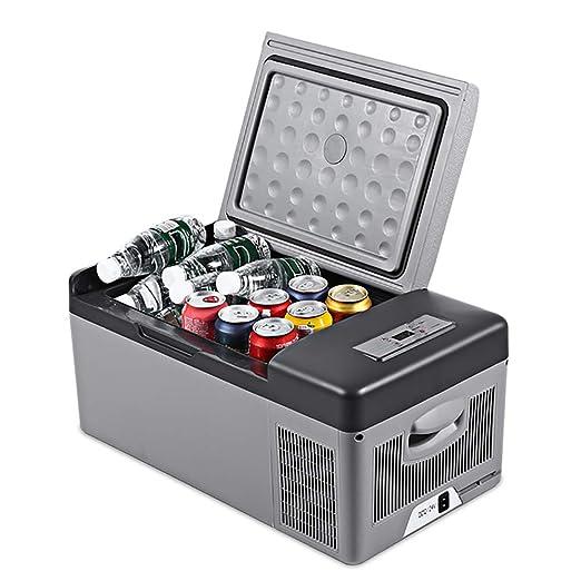 MAMASAM Mini Nevera Congelador de Autos portátil 20L Refrigerador ...