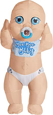 Rubie's Adult Inflatable Boo Boo Baby Costume