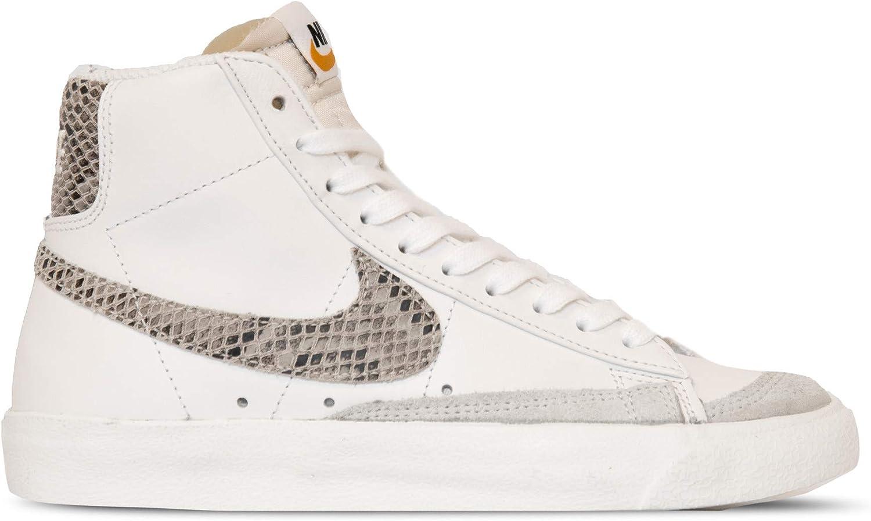 Nike Blazer Mid'77 VNTG We Reptile Sneakers Bianco Pitonato CI1176