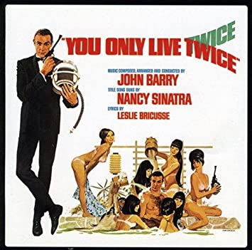 Image result for you only live twice