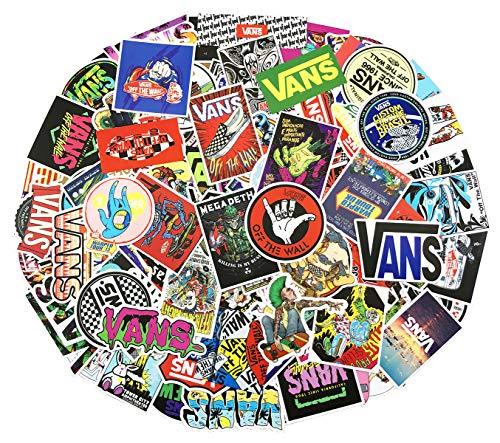 <span style=''>[해외]Vans Fashion Brand 100 Pcs Sticker Vinyl Van G..</span>