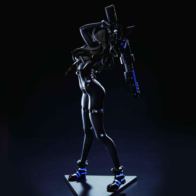 Hdge technical statue No.15 GANTZ:O レイカ Xショットガンver.