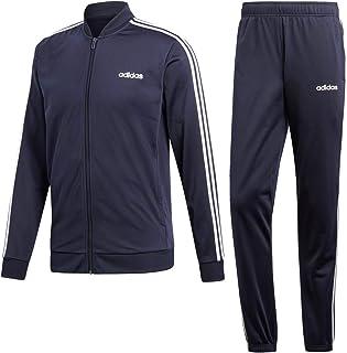adidas Back To Basic 3 Stripes Tracksuit, Tuta Uomo DV2468