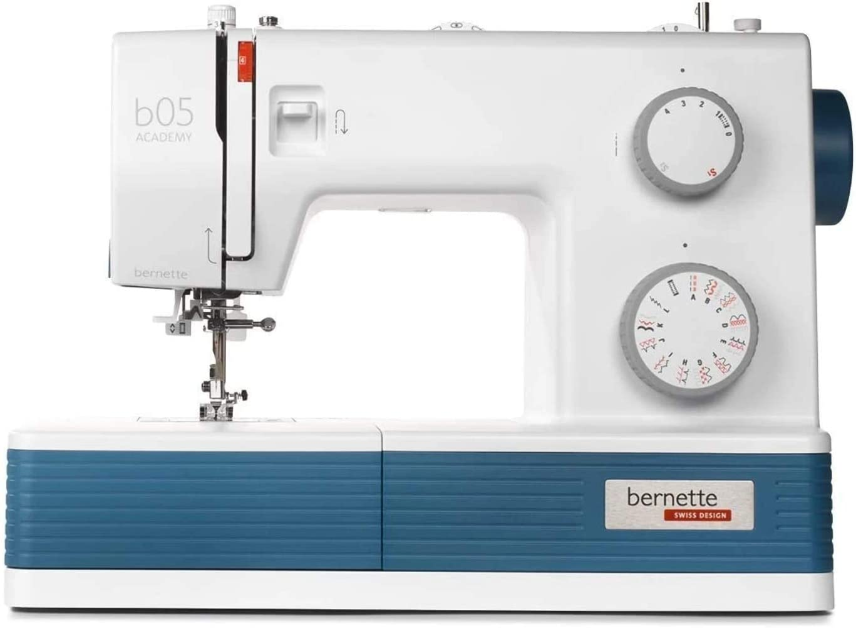 Bernette 05 Academy Sewing Machine: Amazon.co.uk: Kitchen & Home