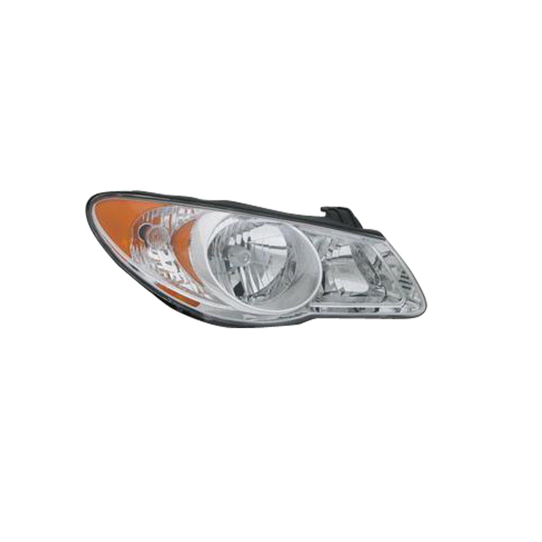 TYC 20-6812-00-1 Hyundai Elantra Left Replacement Head Lamp