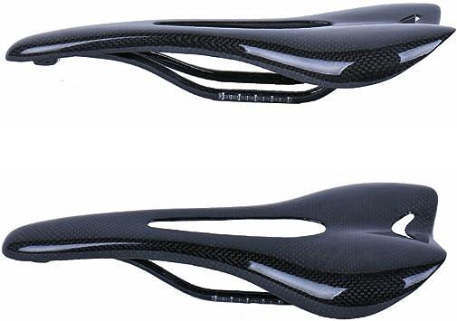 Elita One Full de fibra de carbono sillín de bicicleta, asiento ...