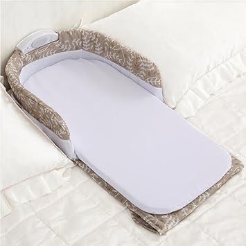 Amazon.com   Aik  Portable Foldable Cribs Co-Sleeping 394fade143c5d