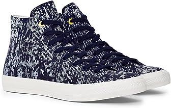 Converse Chuck Taylor II All Star Hi Top - Zapatilla de deporte (caucho), color azul