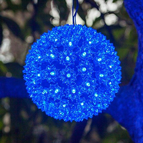 blue ball lights - 7