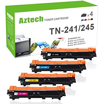 10 PACK TN360 TN-360 HY Black Printer Reman Toner Cartridge for Brother