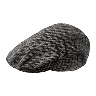 69b06472b7c44 TOSKATOK Mens Tweed Flat Caps  Amazon.co.uk  Clothing