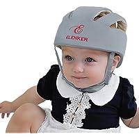 Baby Adjustable Safety Helmet Children Headguard Infant Protective Harnesses Cap Gray