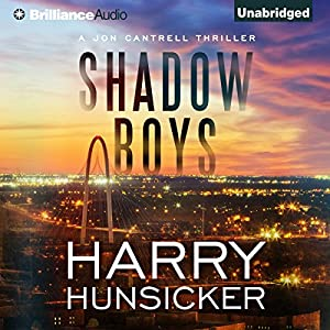 Shadow Boys Audiobook