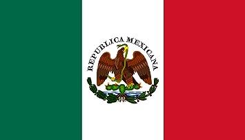 Magflags Drapeau Large México 1864 1879 Con El Escudo Nacional