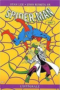 Spider-Man - Intégrale, tome 5 : 1967 par  Stan Lee