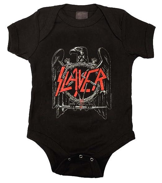 Amazon.com: Slayer White Eagle Infant Onesie: Clothing
