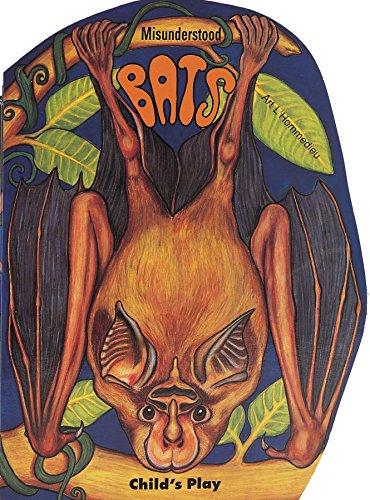 Misunderstood: Bats (Giant Edition) (Information Series)