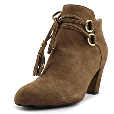 cd5c30c57bf Amazon.com  Taryn Rose Trisha Women s Boots Quinoa Size 8 M  Shoes