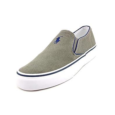 Polo Sport Ralph Lauren Mansheim Hombre Mocasines Zapatos Talla ...