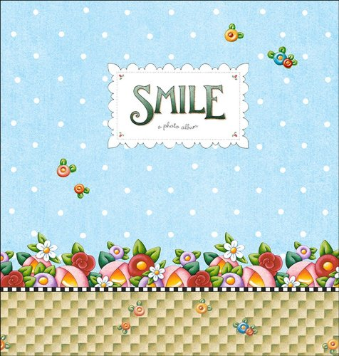 Smile! Photo Album Mary Engelbreit