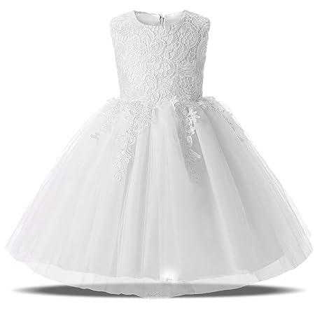 Fashion Kids Girls Bowknot Princess Dress