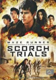 Maze Runner The Scorch Trials (Region 3) English Language Dylan O'Brien, Kaya Scodelario, Thomas Brodie-Sangster Brand New Factory Sealed