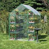 TekSupply 106068 Cover Only for Garden Starter Greenhouse