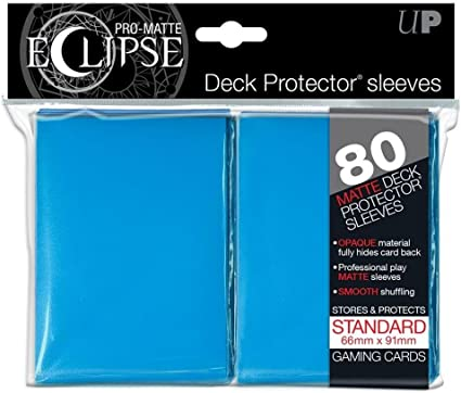 2 x 100 packs Ultra Pro Eclipse Card Sleeves Deck Protector Standard Size