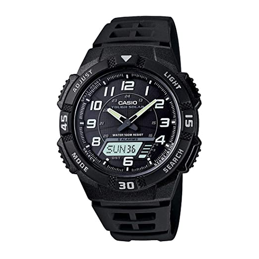 Casio AQS800W-1BV Hombres Relojes