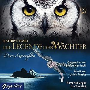 Der Auserwählte (Die Legende der Wächter 10) Hörbuch