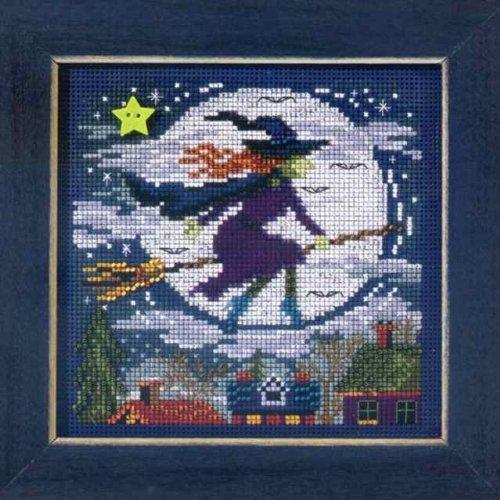 Witch Way - Cross Stitch Kit ()