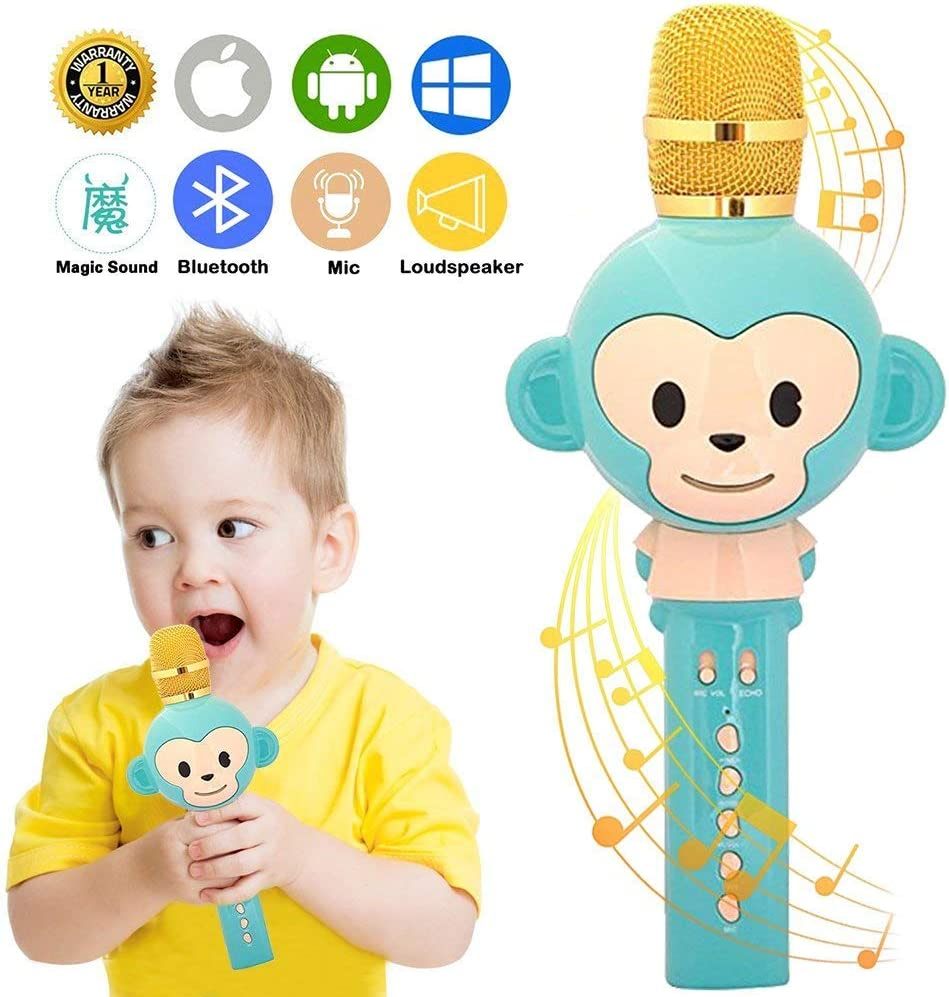Top 15 Best Kids Microphone (2020 Reviews & Buying Guide) 6