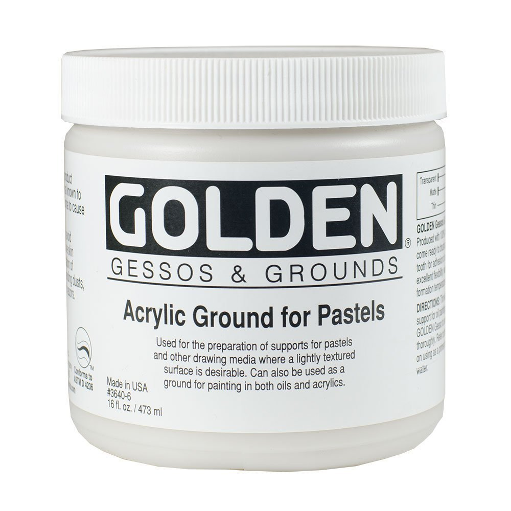 473ml Acry Ground for Pastels Golden