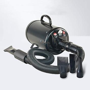 B pet hair dryer Máquina sopladora para Mascotas Secador de Pelo para Perros Perro de Alta Potencia Mudo Perros Grandes y Gatos Artefacto de Secado Especial ...