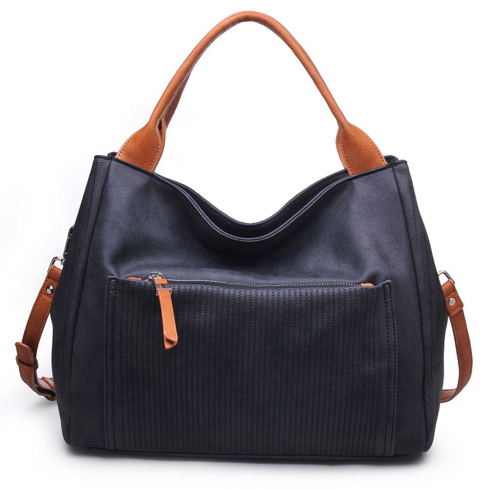 Moda Luxe レディース B074Q1YGK8 ブラック No Size