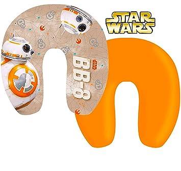Star Wars - Cojín de relleno de microperlas cervical/Viaje ...