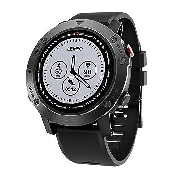 PINCHU LES3 Reloj Inteligente Smartwatch IP68 Impermeable ...