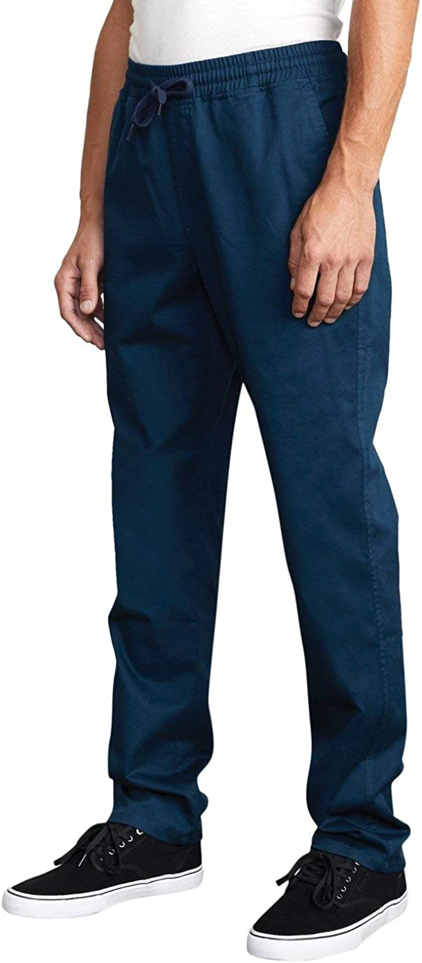 RVCA Men's Weekend Elastic Chino Pant: Clothing