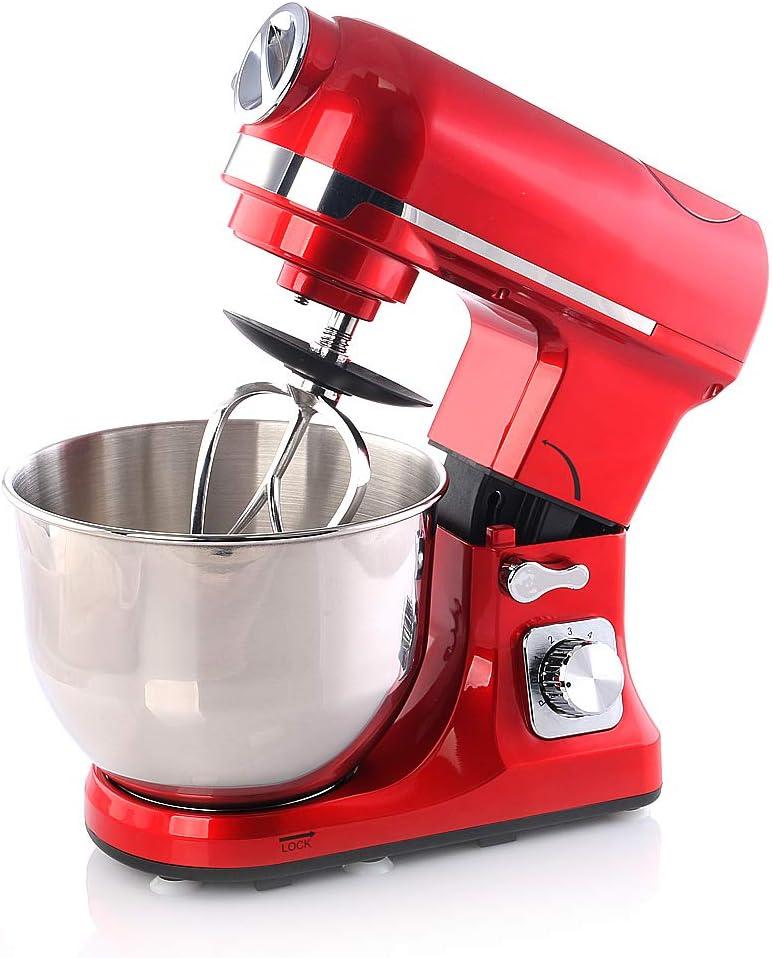 Robot de cocina de 5 litros, amasadora, amasadora, amasadora ...