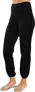 product image for Blue Canoe Organic Cotton Fleece High Waist Track Pant