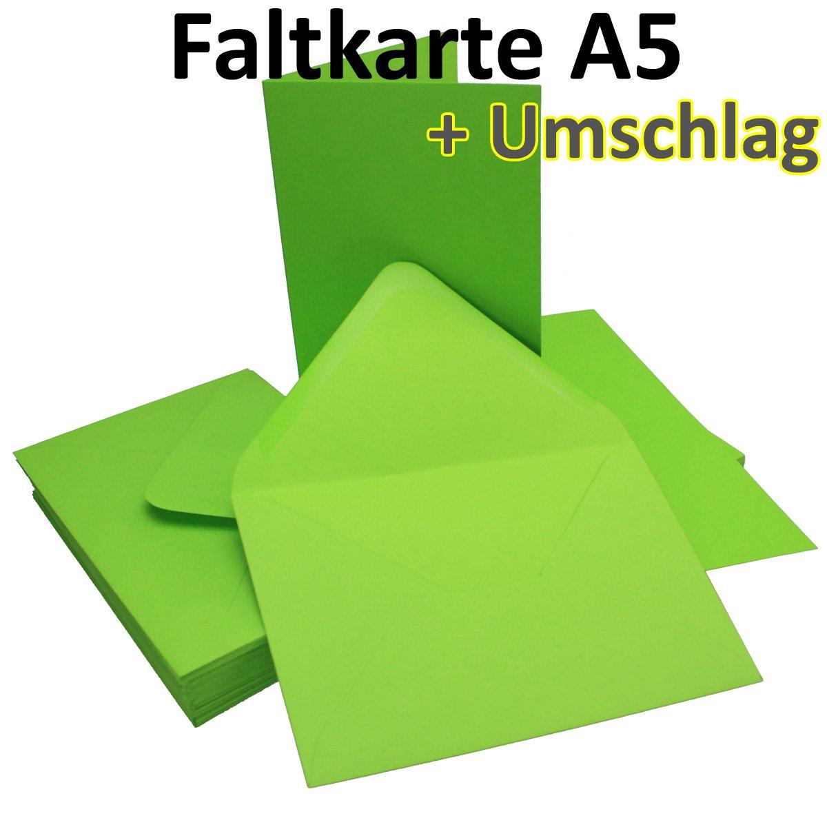 75 Sets - - - Faltkarten Hellgrau - Din A5  Umschläge Din C5 - Premium Qualität - Sehr formstabil - Qualitätsmarke  NEUSER FarbenFroh B07BS9J1T2   Gewinnen Sie das Lob der Kunden  0dac22