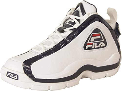 zapatillas fila hombre baloncesto usadas
