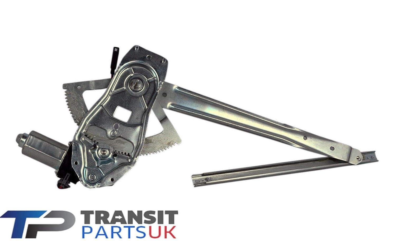 Transit Parts Transit MK7 Electric Window Winder Regulator /& Motor 2006-2014 Left