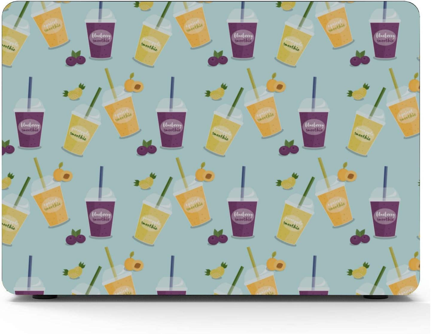 Mac Book Pro Cover Summer Sour Sweet Drink Juice Box Plastic Hard Shell Compatible Mac Air 11 Pro 13 15 MacBook Hard Case Protection for MacBook 2016-2019 Version