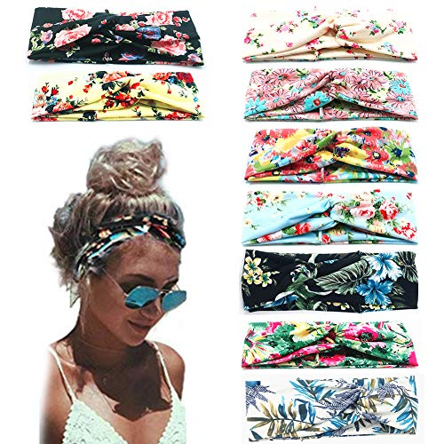 Headbands Bohemian Knotted Headband Accessories product image