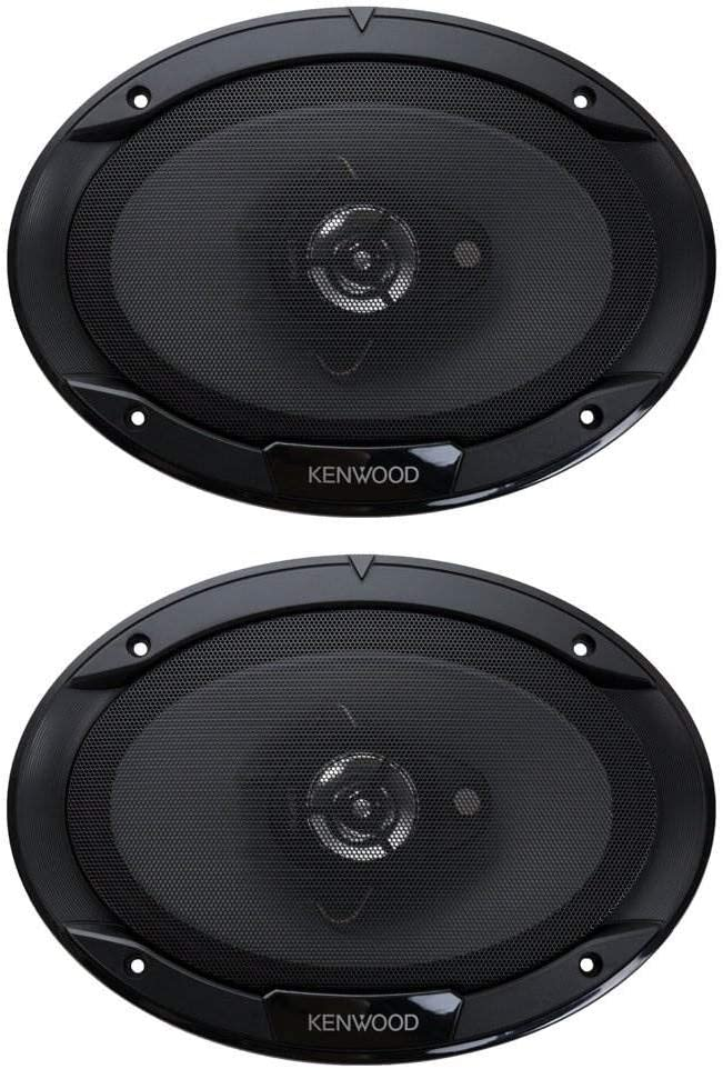 Kenwood KFC-6965S 3-Way Automotive Speaker