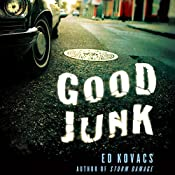Good Junk: Cliff St. James, Book 2 | Ed Kovacs