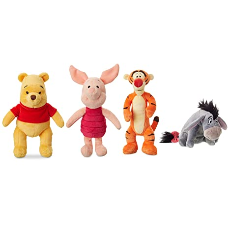 f742587e8db Winnie the Pooh Peluche Disney Mini fagioli collection.- Pooh