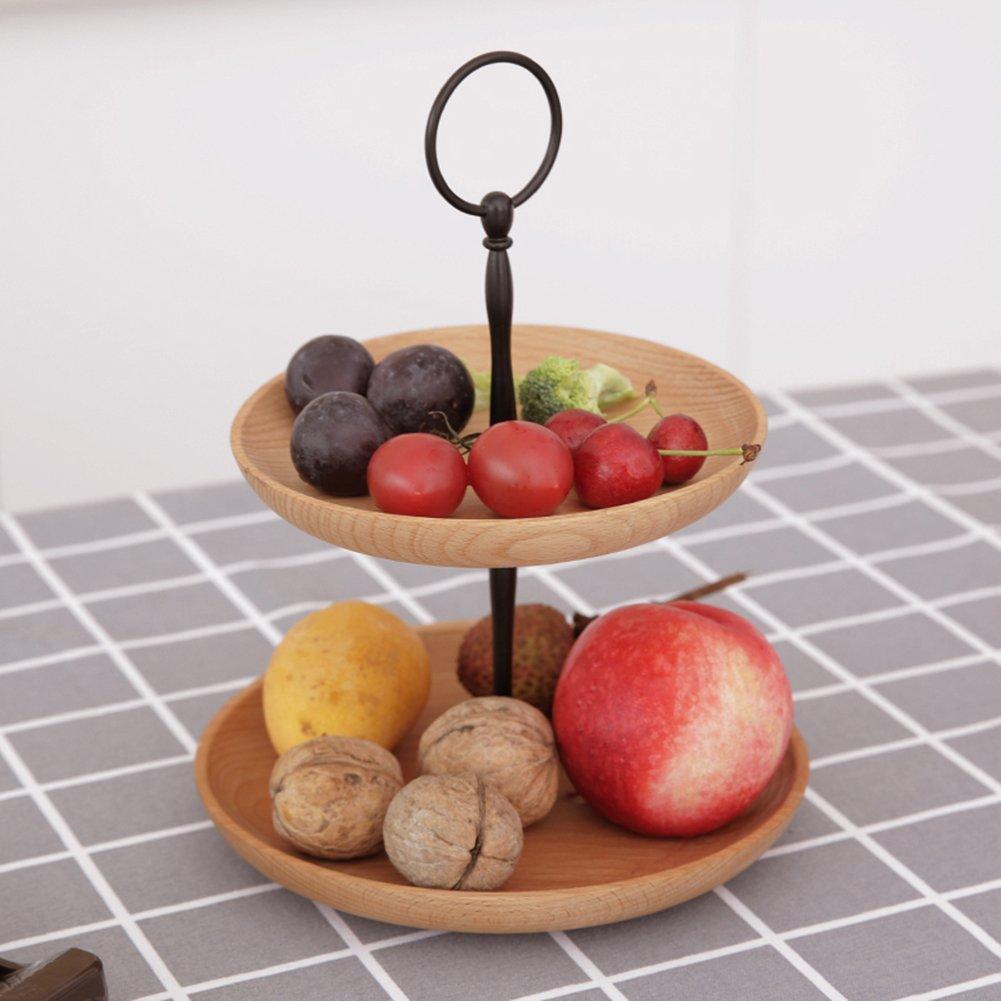 Dream-cool ripiani per dolci e frutta plate-high qualità   stile elegante per festival o home posizionamento di frutta